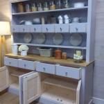 shaker style dresser
