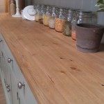 Painted Pine Kitchen Islands