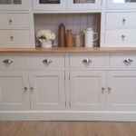 Solid Pine Console Table for sale