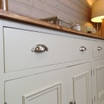 Painted Pine Kitchen Islands