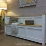 hand painted shabby chic furniture