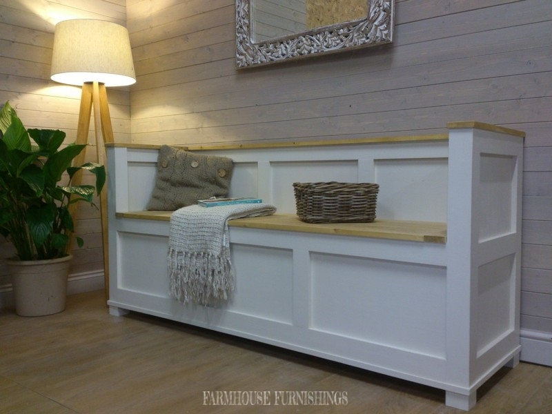 White Bedroom Bench Uk