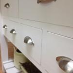 Pine TV Shelves