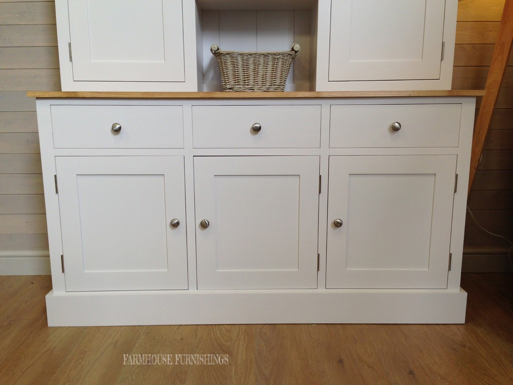Hand Made Solid Pine 5ft Welsh Dresser