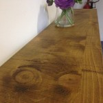 Solid Pine Monks Benches