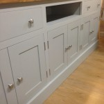 Painted Solid Pine Sideboard