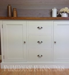 Plank Top Sideboards