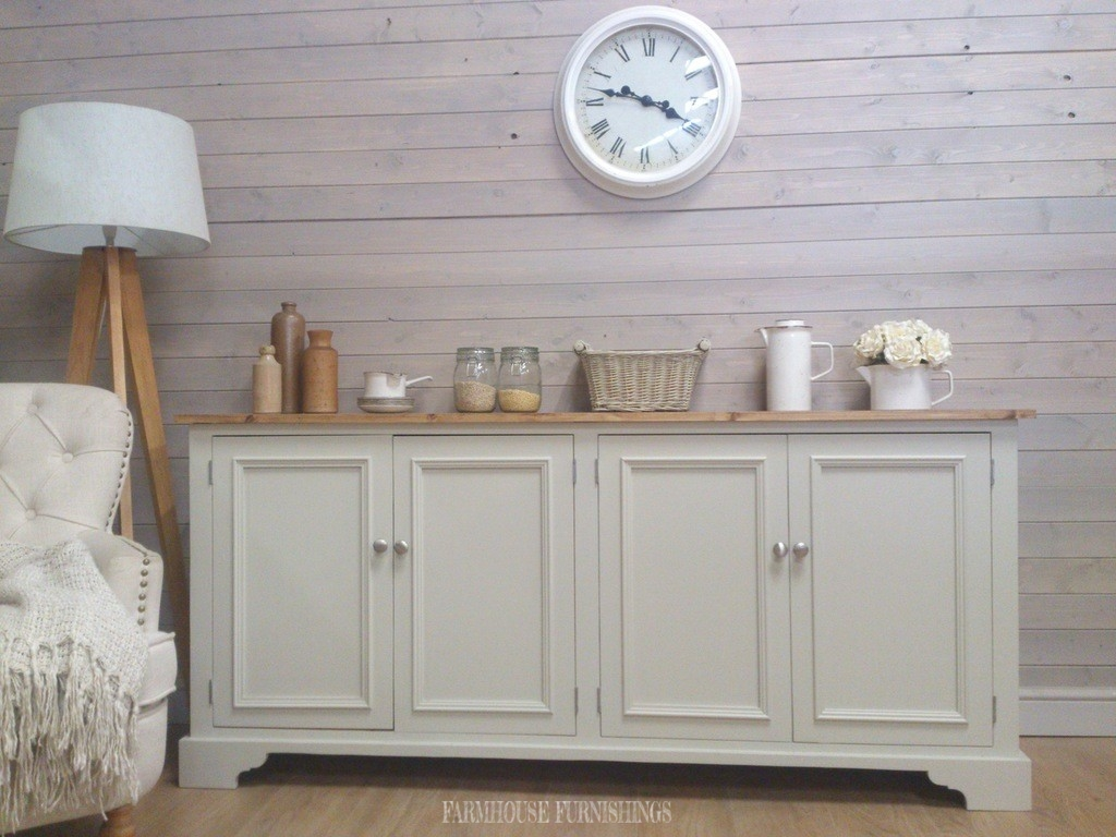 Welsh Sideboard For Sale Solid Pine 6ft Sideboard Kitchen